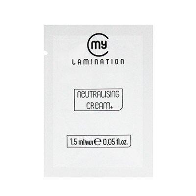 Состав для ламинирования бровей My Lamination BROW NEUTRALISING CREAM №2 (1,5 ml)