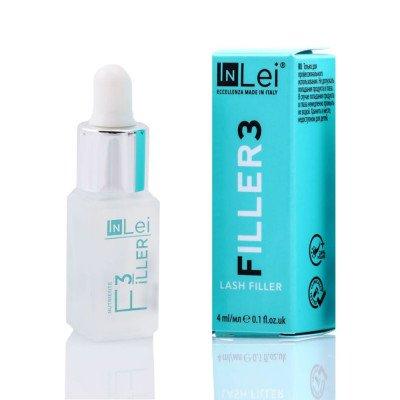 """Состав для ламинирования ресниц и бровей In Lei """"Filler 3"""" - филлер, 4 ml"""
